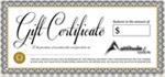 Attitude Salon Gift Certificate